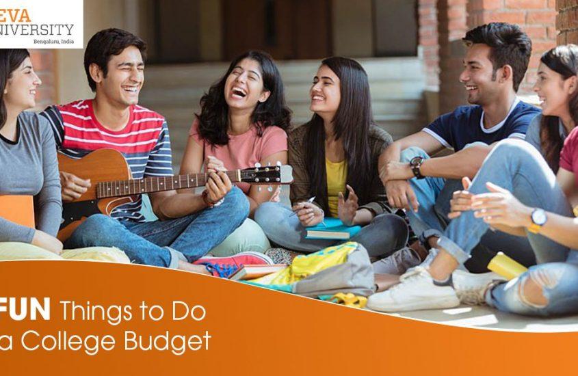 6 Dingen om te doen met een collegebudget