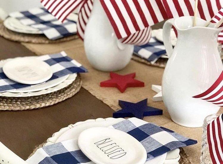 Uw patriottisme tonen doormiddel vanwoningdecoratie