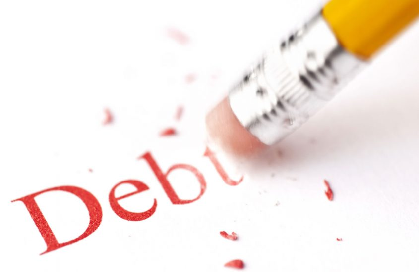 Get out of Debt !