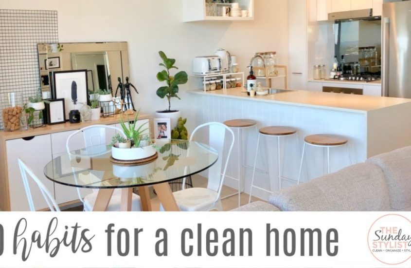 Tips voor een overzichtelijk en overzichtelijk huis