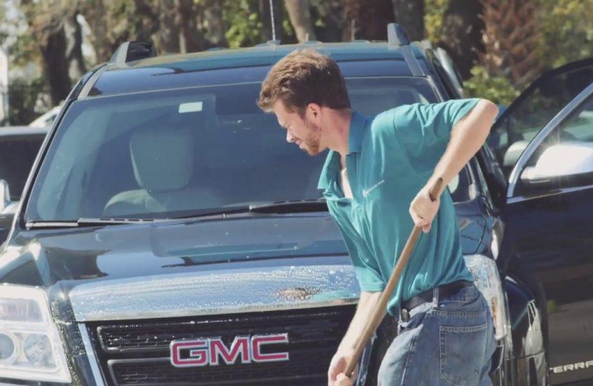 Beste plaatsen om uw auto te wassen in de regio Jacksonville, Florida