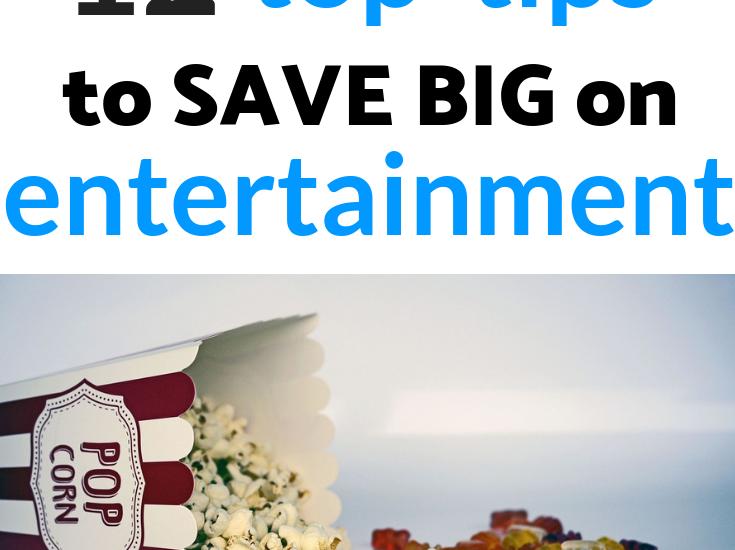 Budgetbesparende tips voor entertainment: geld besparen in restaurants en films